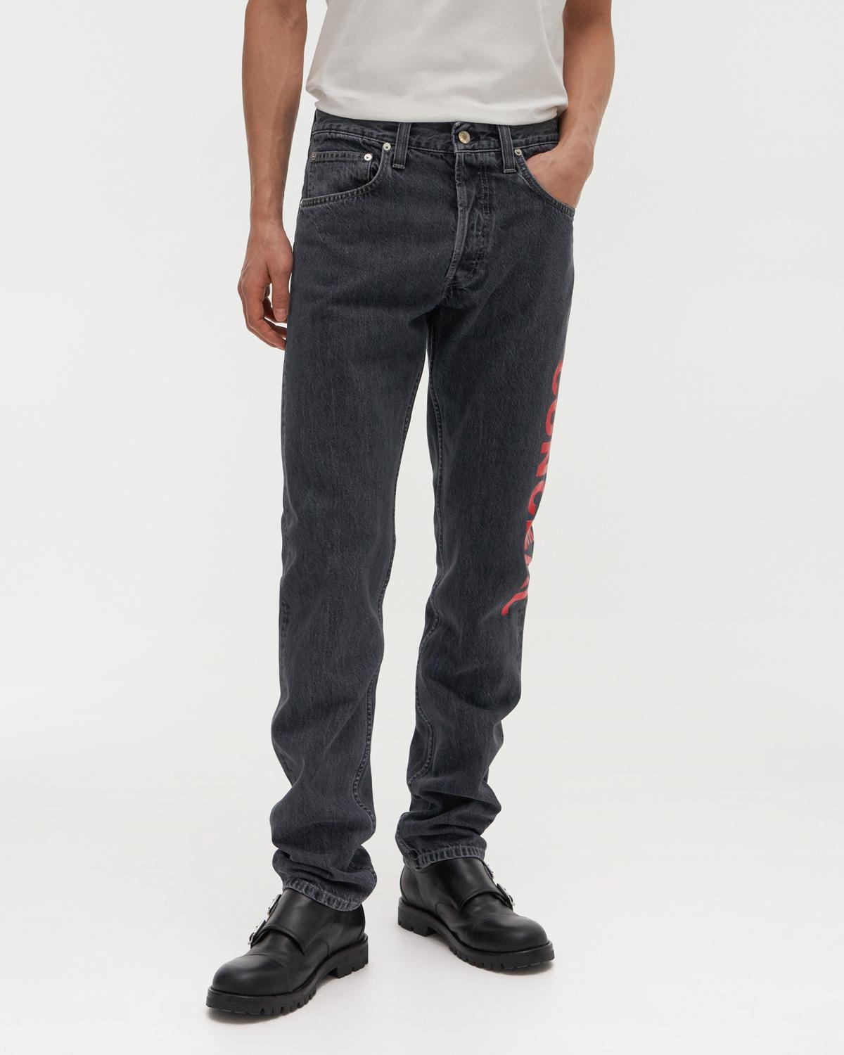 Willie Norris Masc Hi Straight Jean