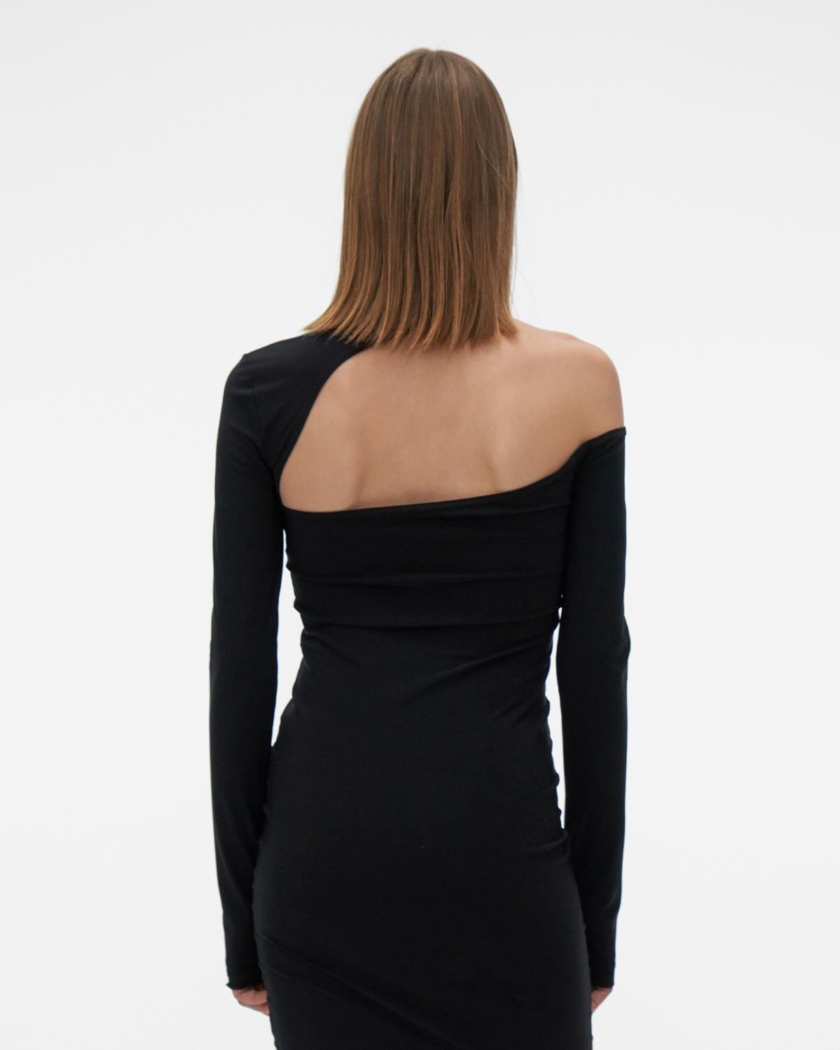 Back Cutout Dress