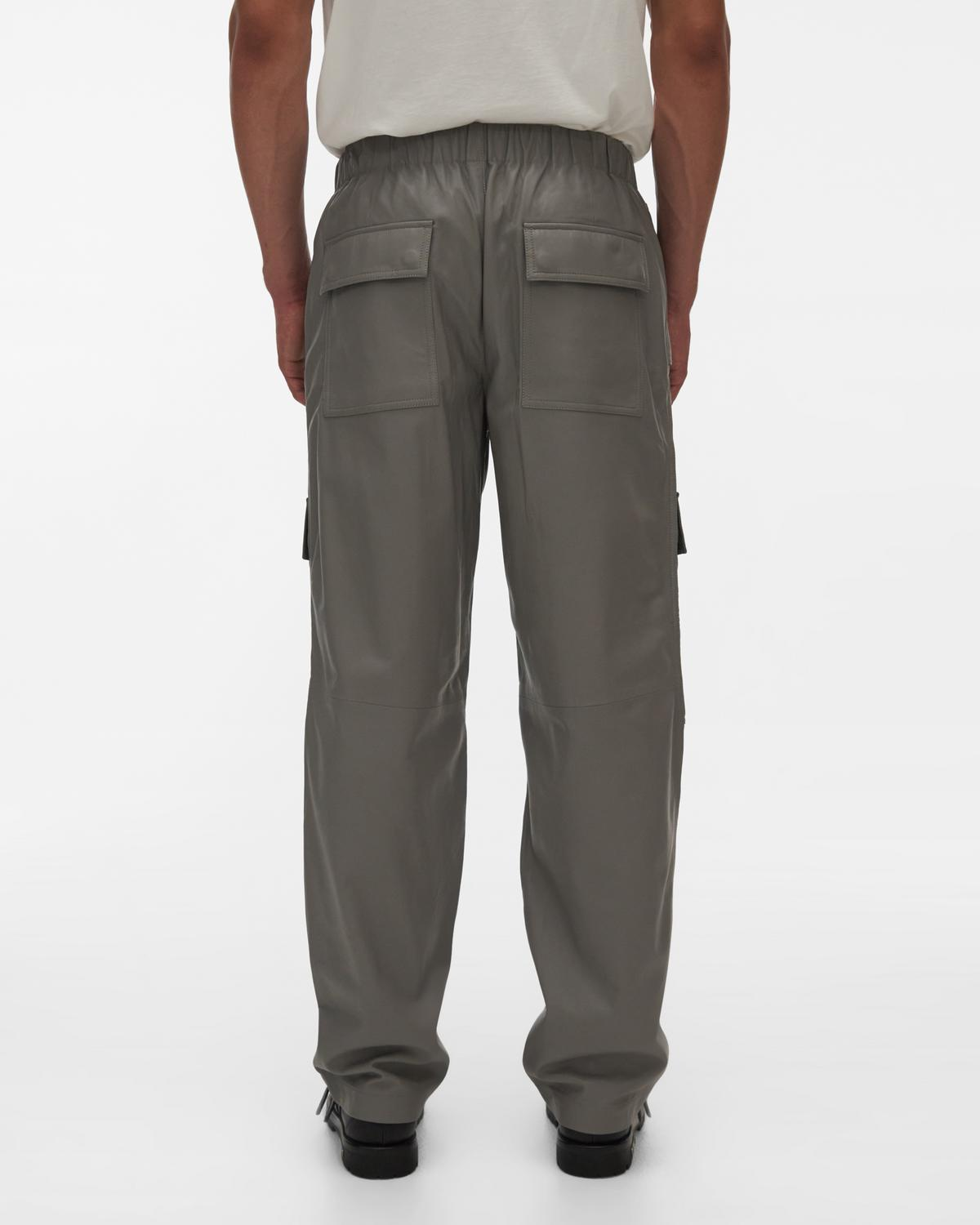 Leather Utility Pant