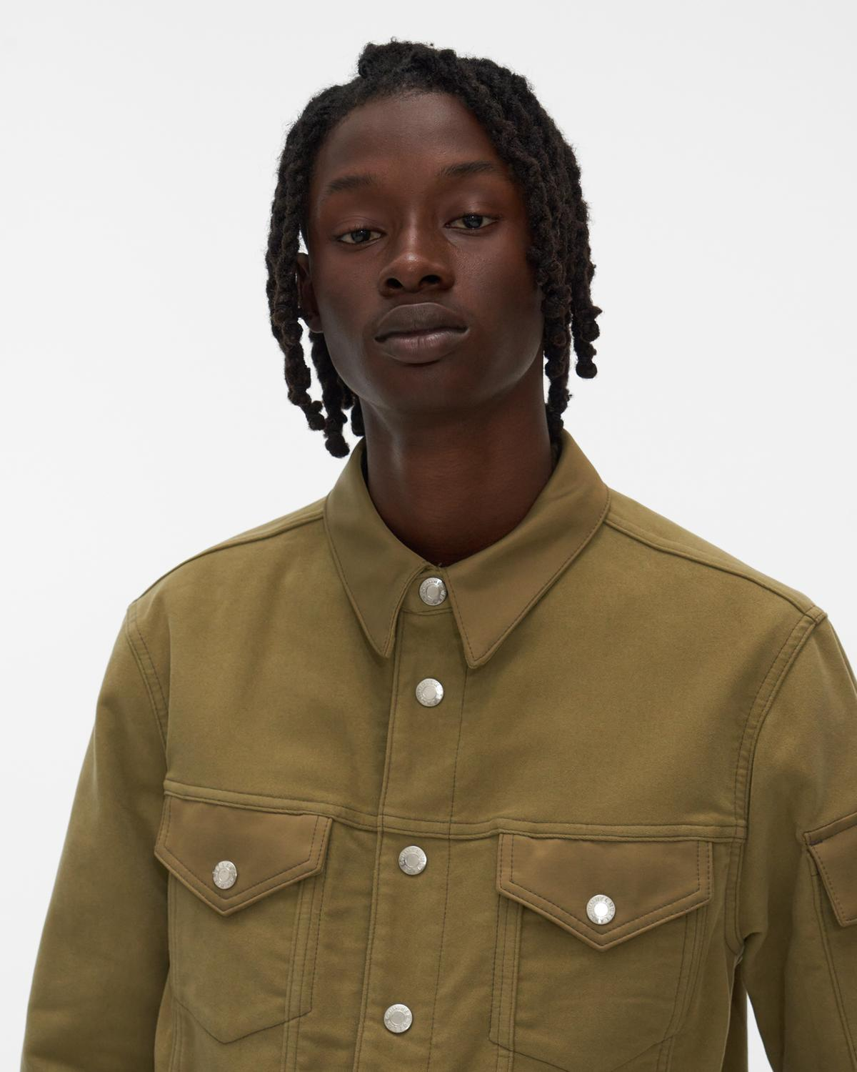 Moleskin Trucker Jacket