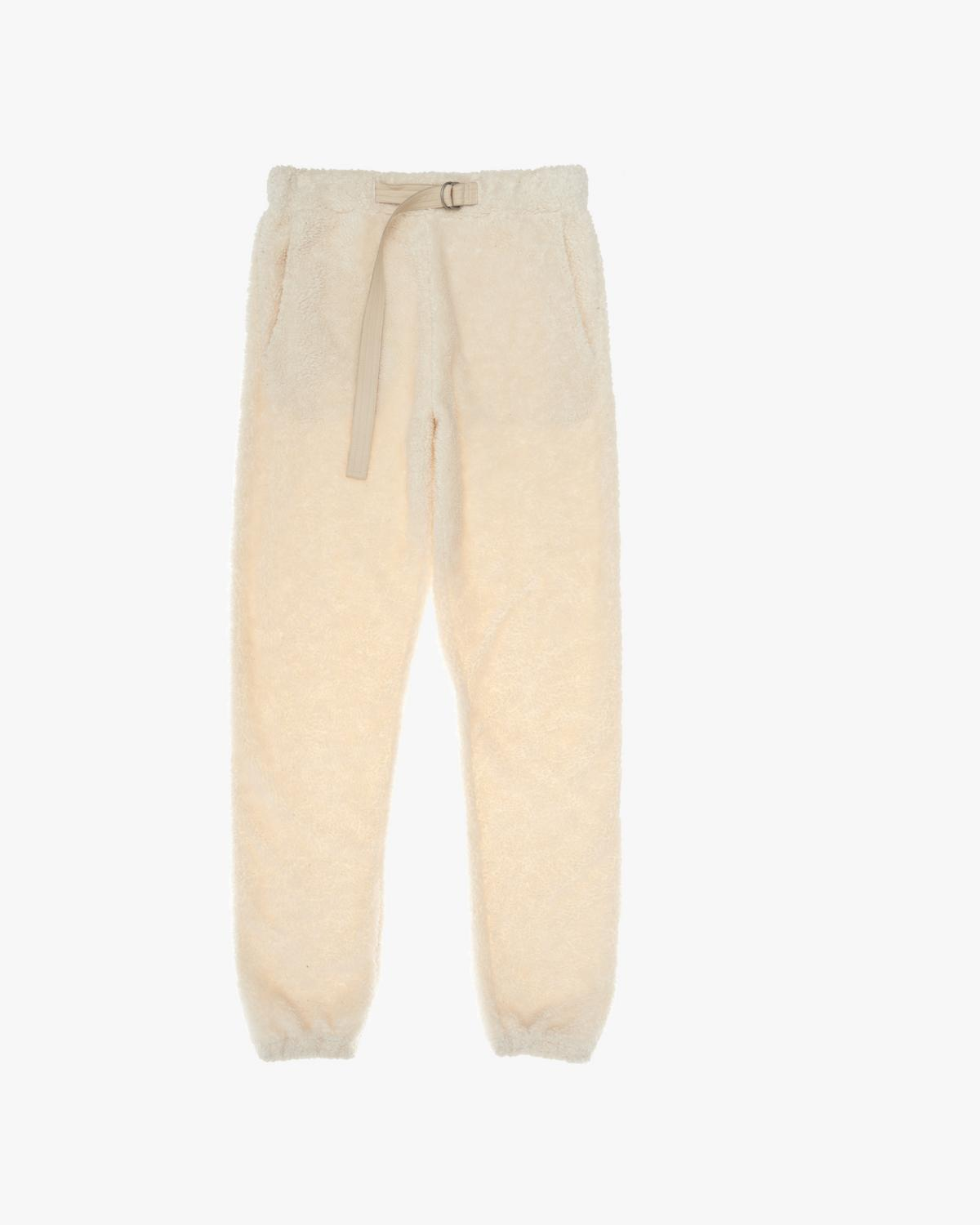 Shaggy Fleece Sweatpant