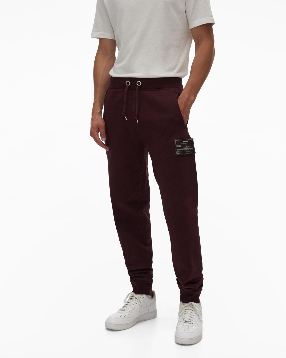 Patch Sweatpant