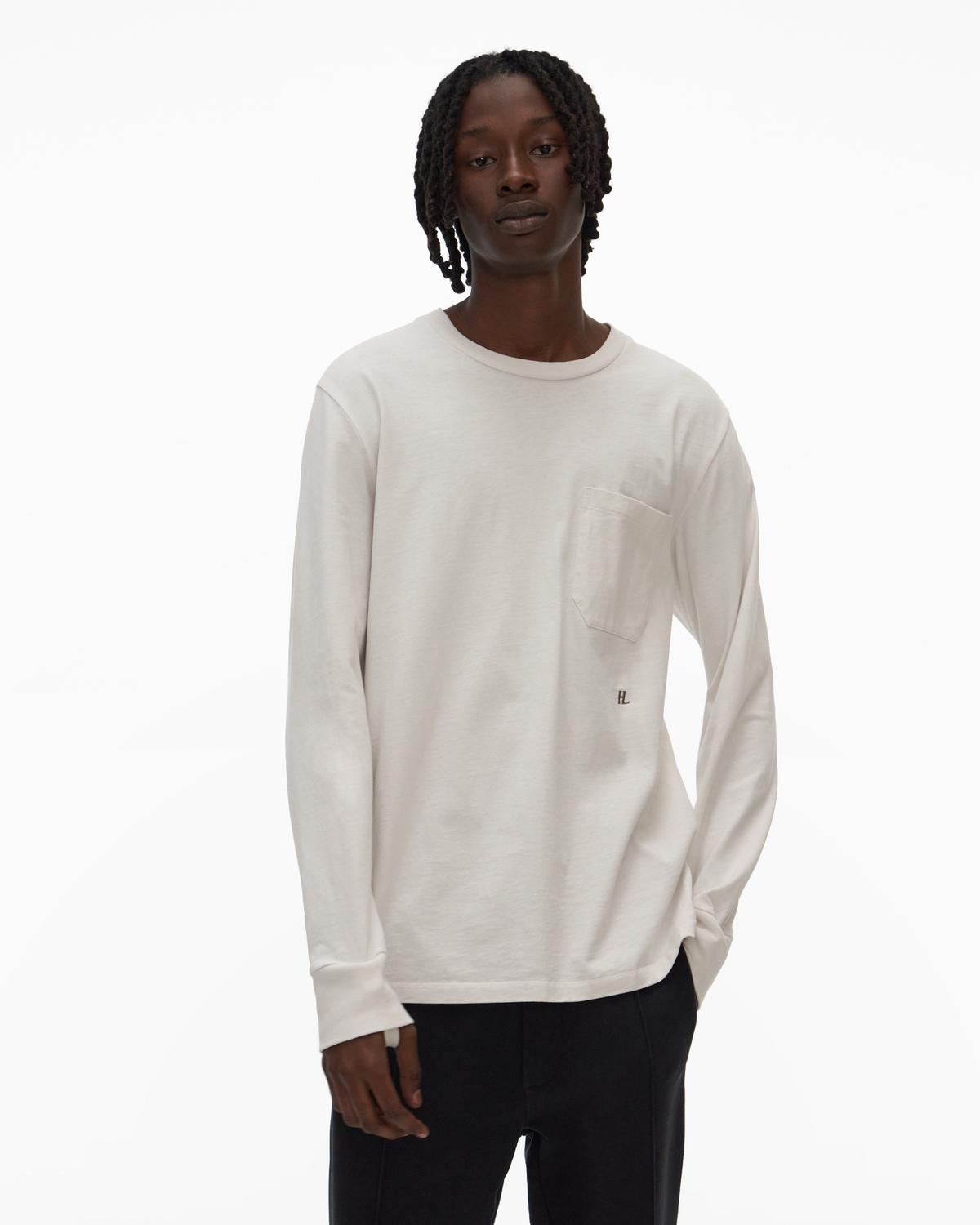Strap Long Sleeve Tee