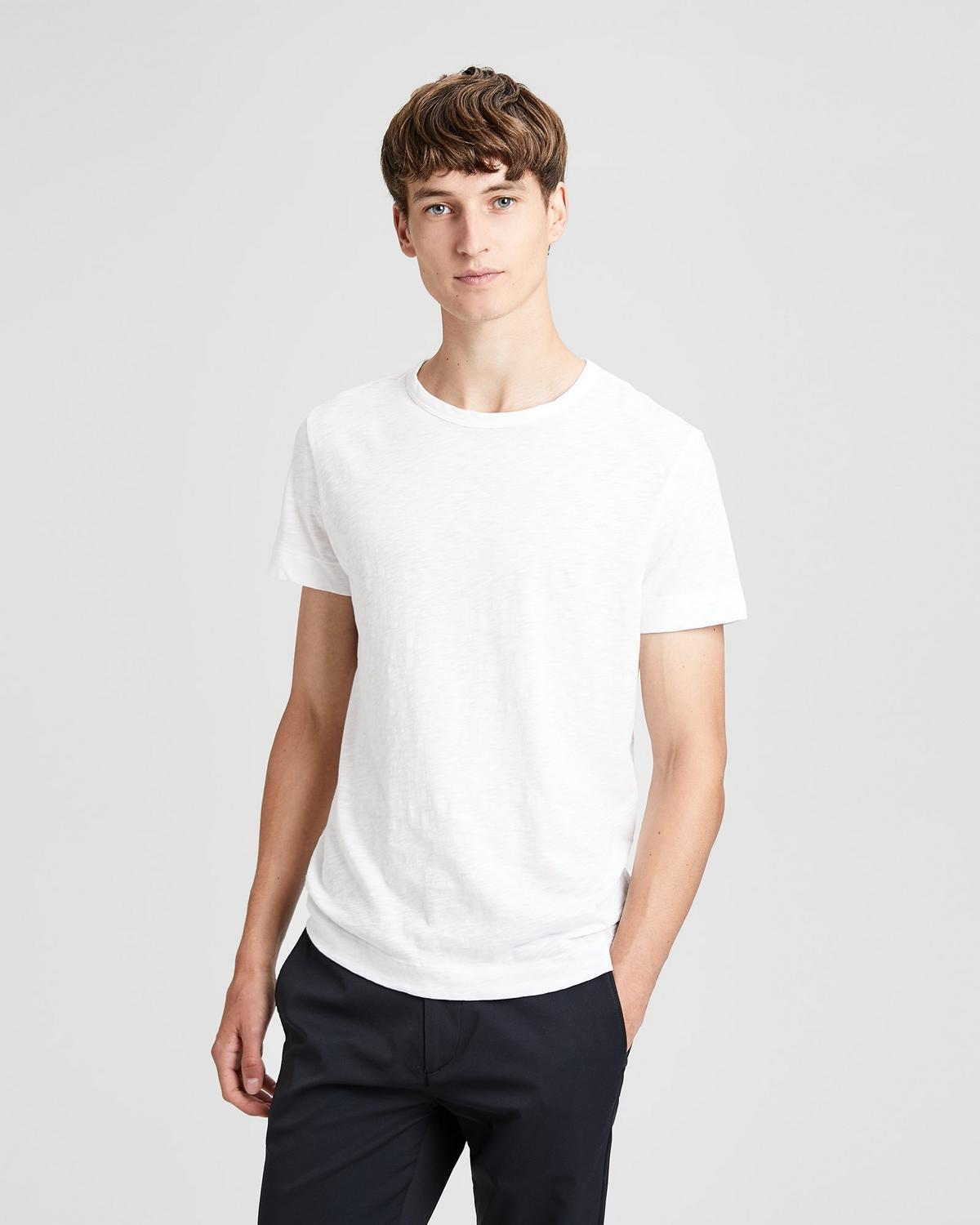 Slub Cotton Tee