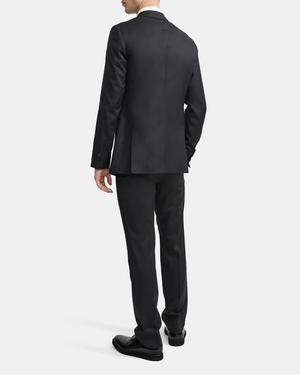 Tuxedo Blazer in Wool