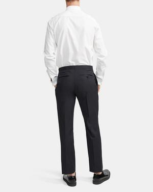 Marlo Tuxedo Pant in Wool
