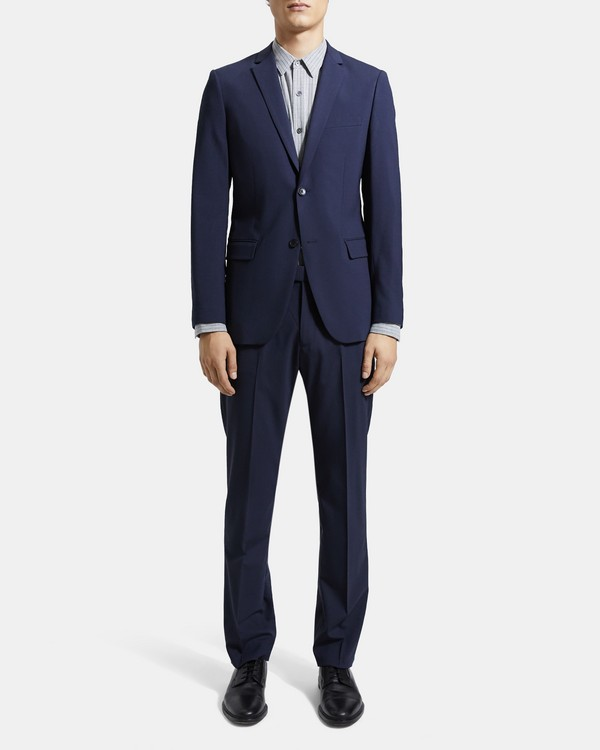 Slim-Fit Suit Jacket in Wool