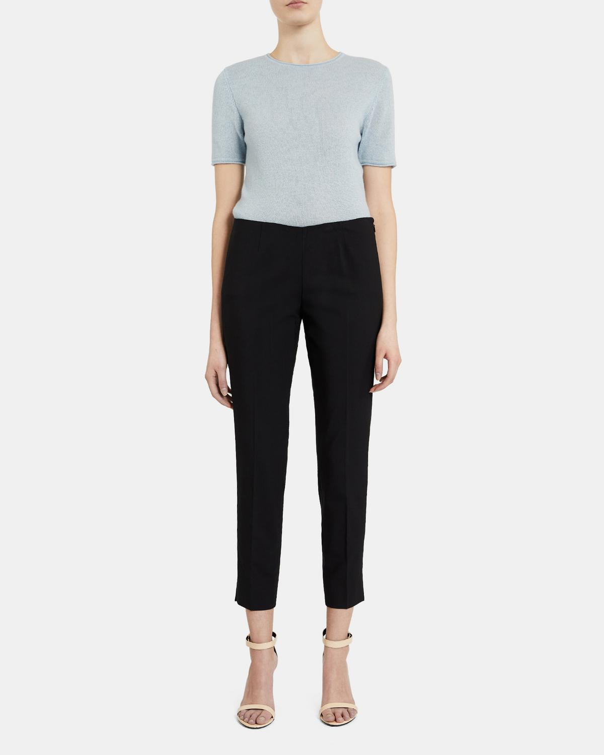 Belisa Pant In Stretch Wool