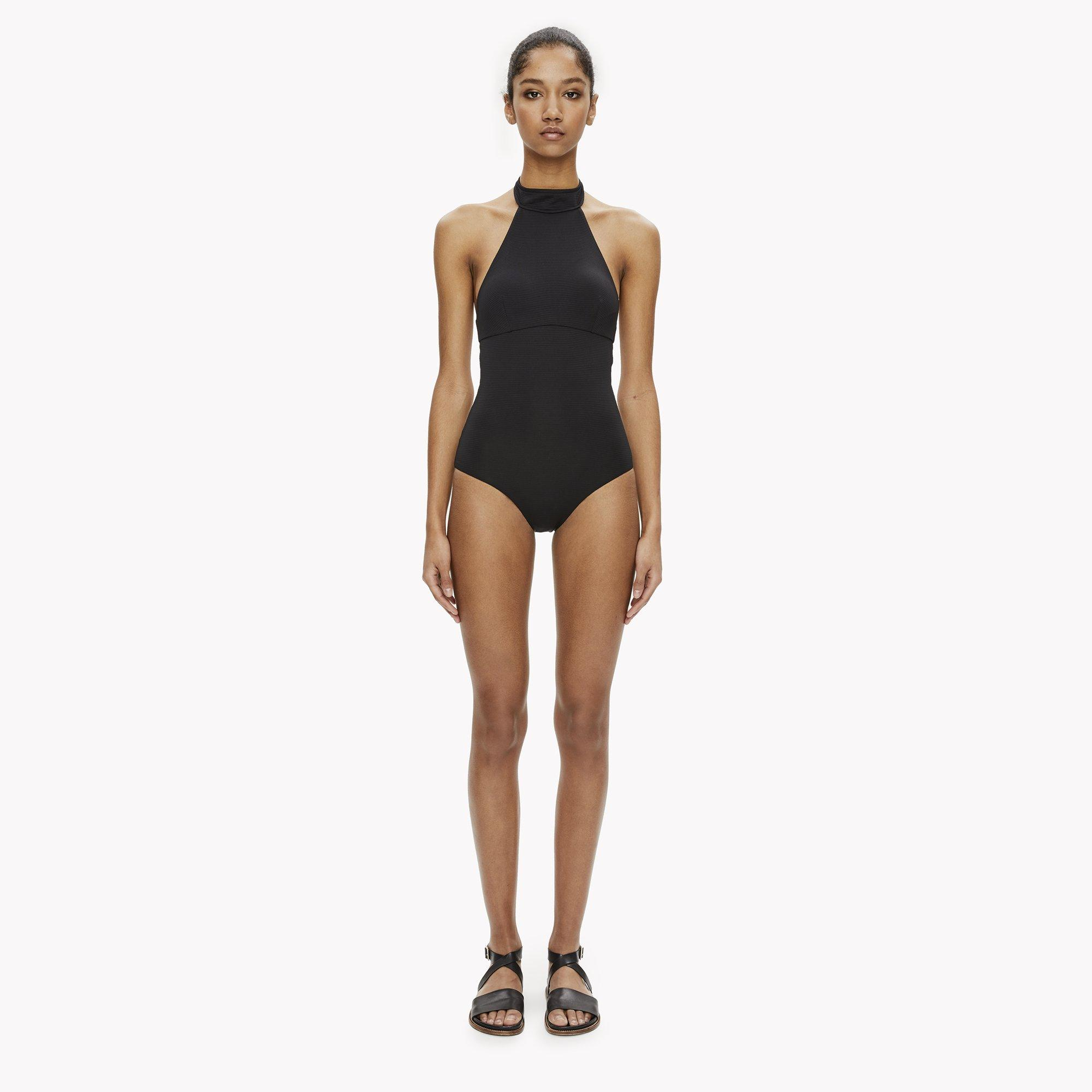 d5dfd38a92271 Onia x Theory Heather One-Piece | Theory