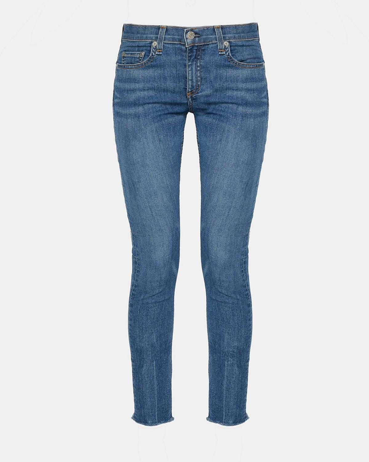 Looking For For Sale classic skinny jeans - Blue Rag & Bone Cheap Sale Hot Sale Shopping Online With Mastercard V5wcd