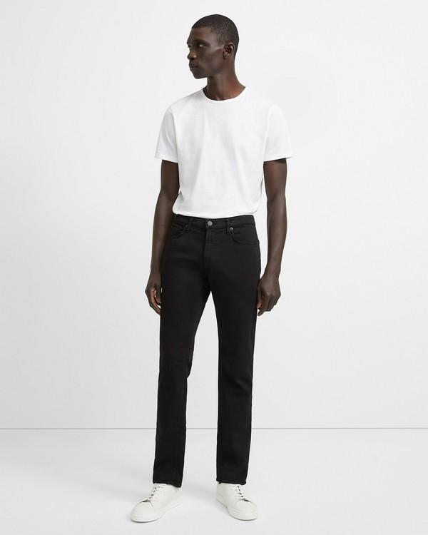 띠어리 맨 청바지 Theory J Brand Kane Straight Fit Jean,KECKLEY BLACK