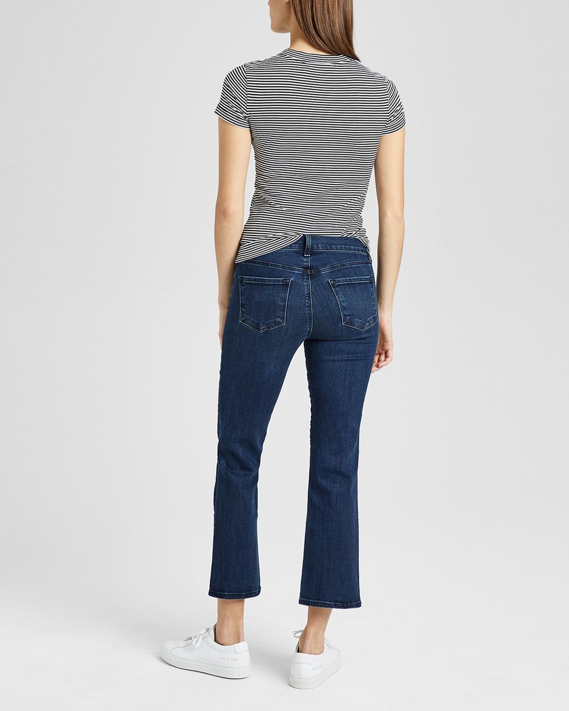 J Brand Mid-Rise Track Pants