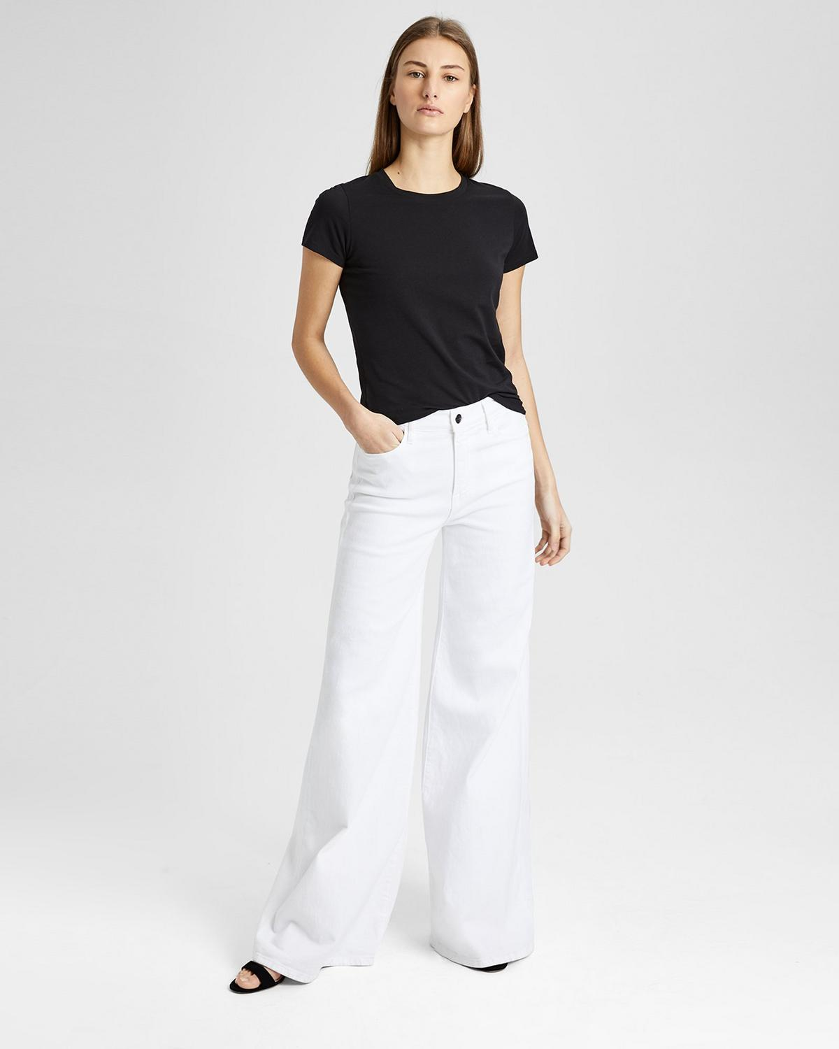 FRAME Le Palazzo Pants Under 50 Dollars Ws71in2d