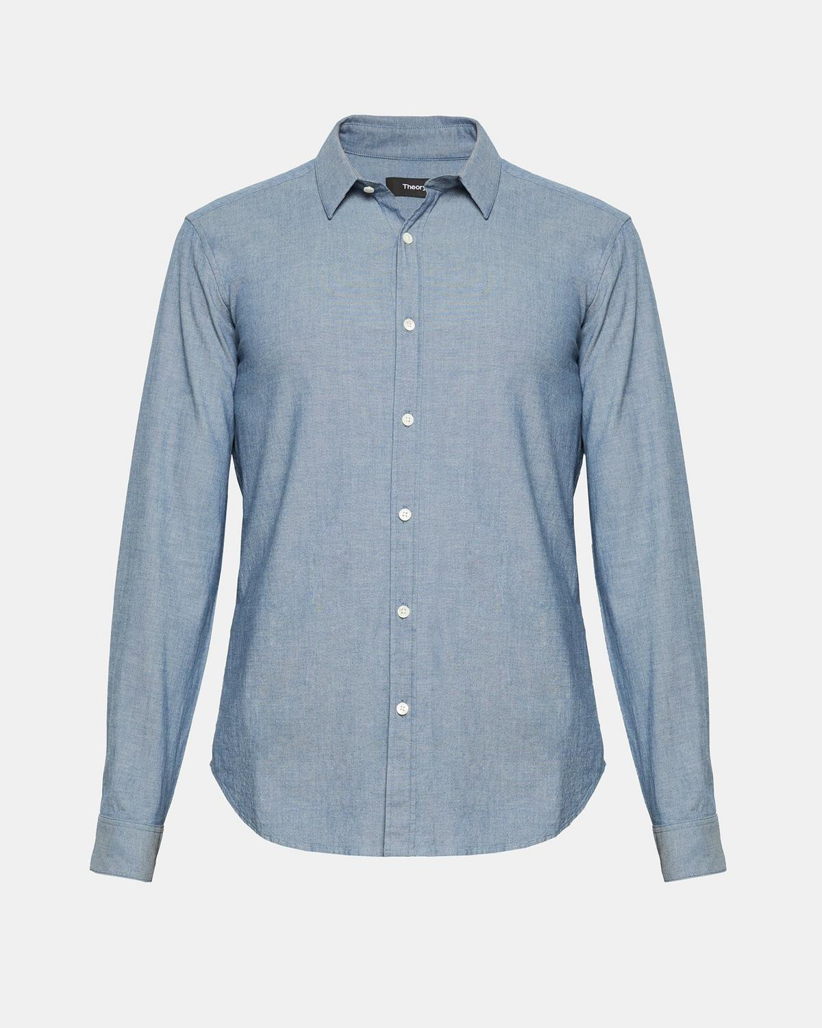 b39f8a583168 Chambray Shirt 1 - click to view larger image ...