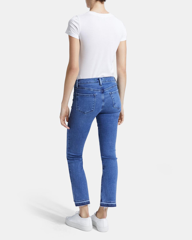 a67a657945d J Brand Maria High-Rise Skinny Jean | Theory