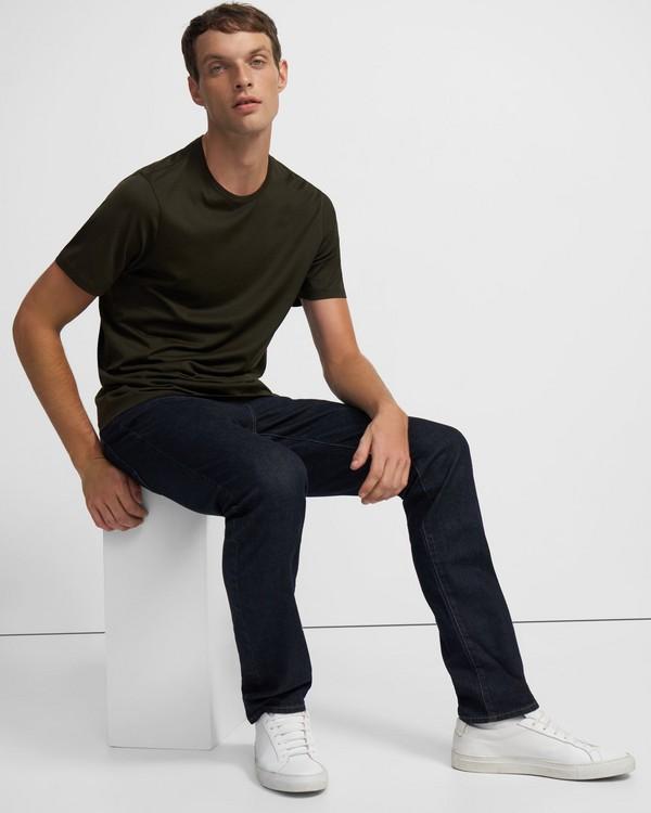 띠어리 X 제이브랜드 케인 맨 스트레이트 핏 진 Theory J Brand Kane Straight Fit Jean in Comfort Stretch,JEET