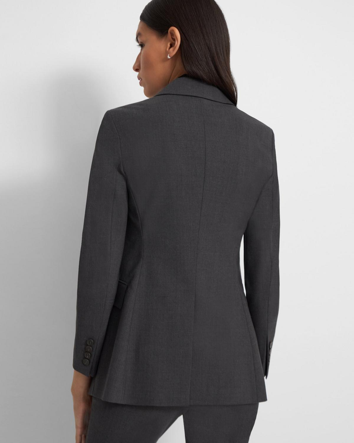 Etiennette Blazer in Good Wool