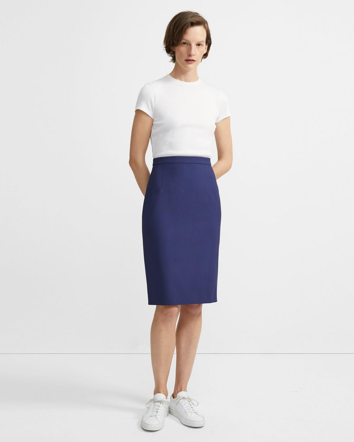 Good Wool Classic Skirt