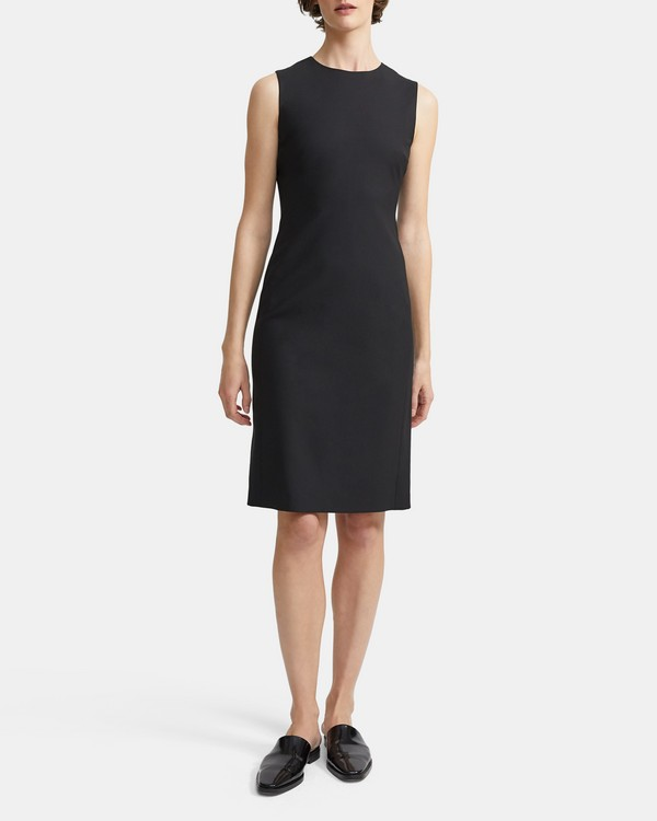 04e4fbede1ff4 Extended Sizes Available. Good Wool Classic Dress