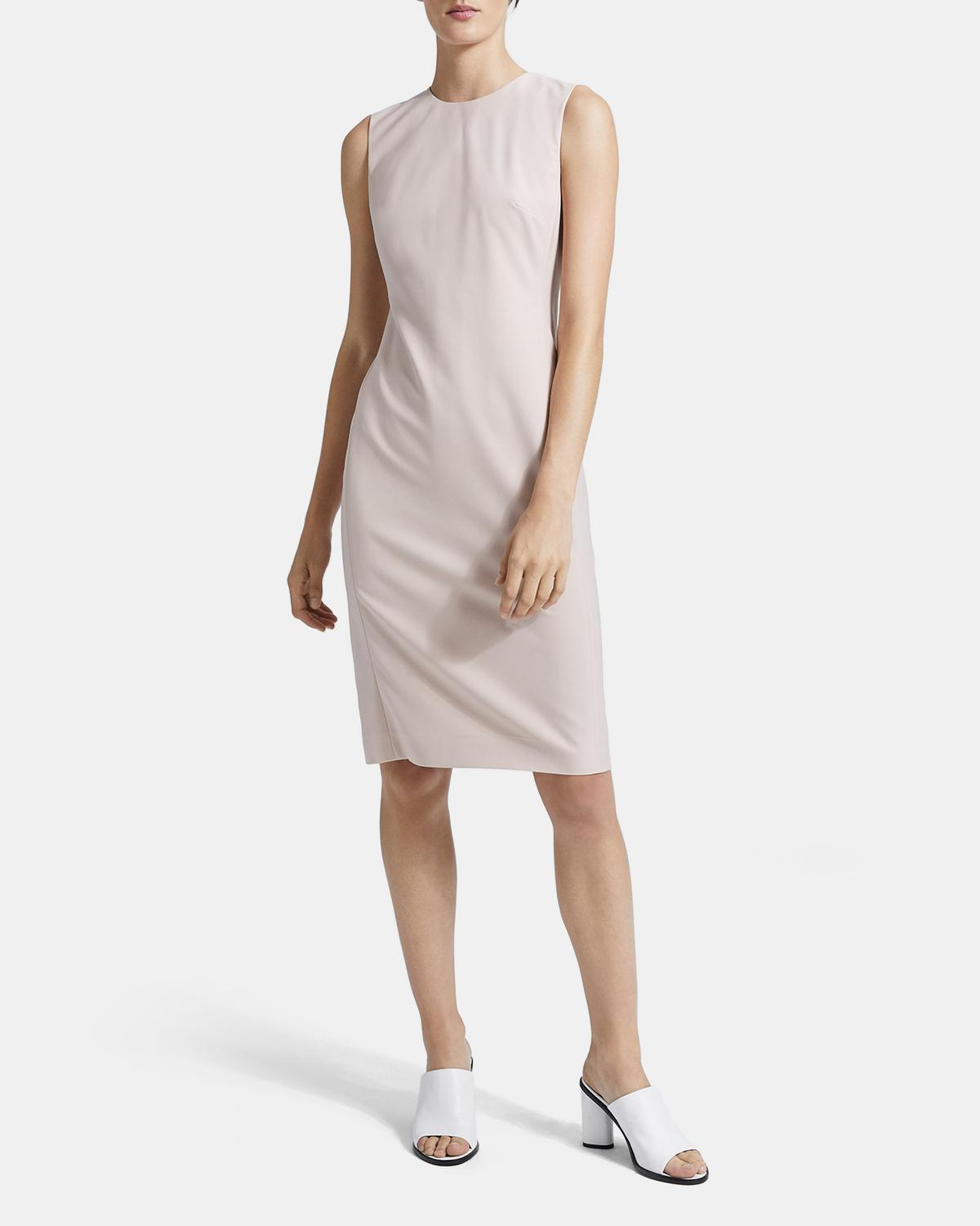 Good Wool Classic Dress