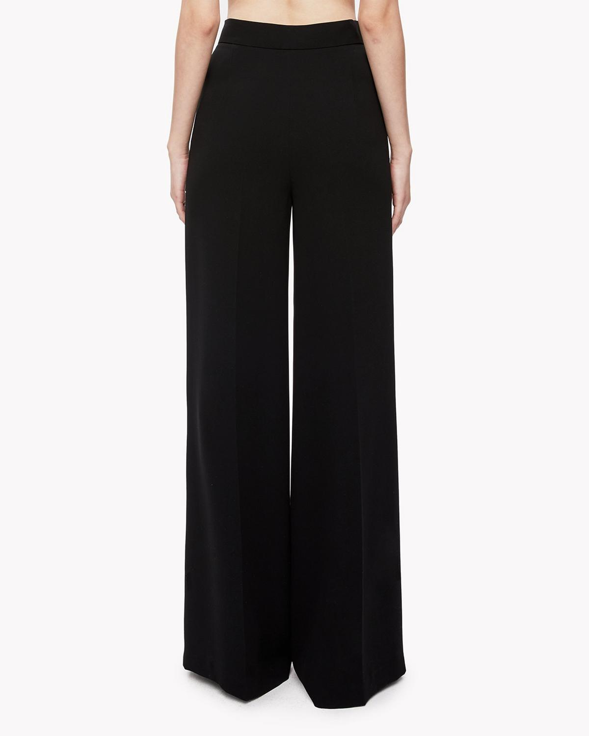 High-Waist Wide-Leg Pant | Theory
