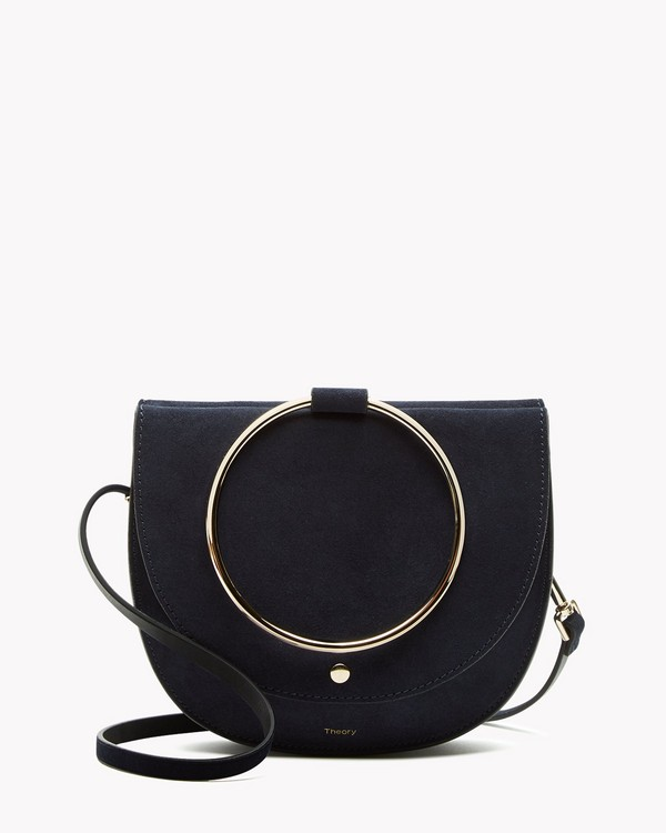 33671f898895 Theory has gotten into the leather bag game. Linked image feels inspired by  the Chloe Nile.