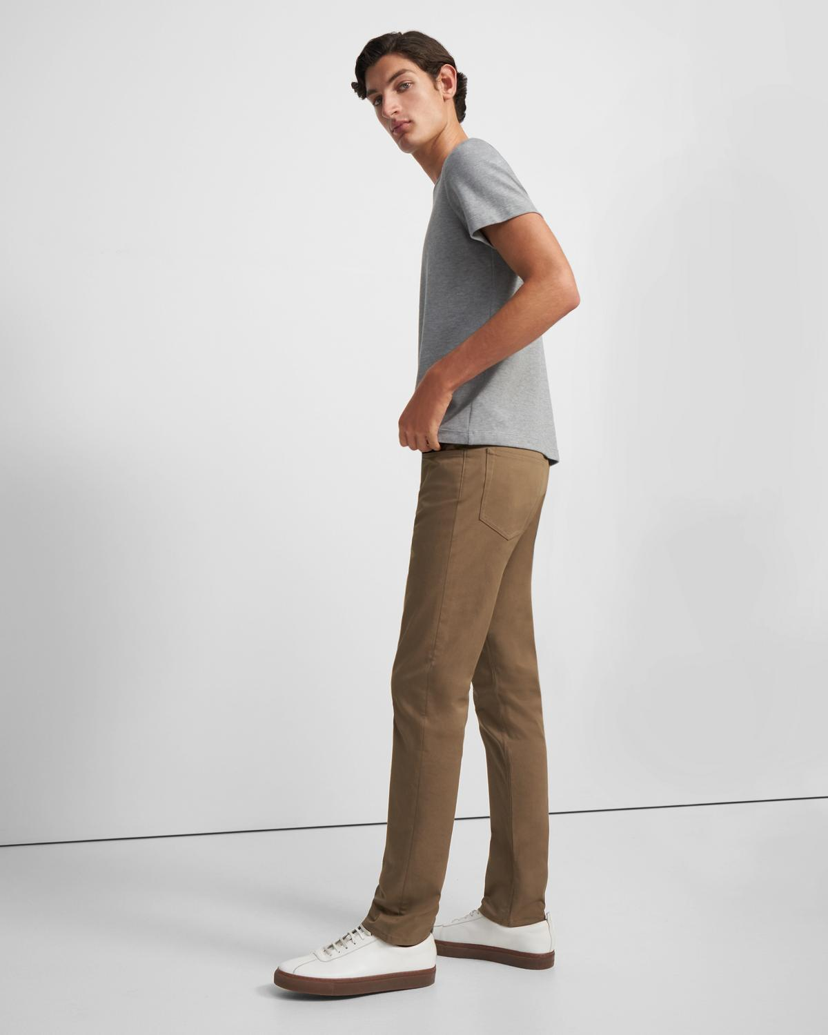 Haydin Pant in Stretch Cotton