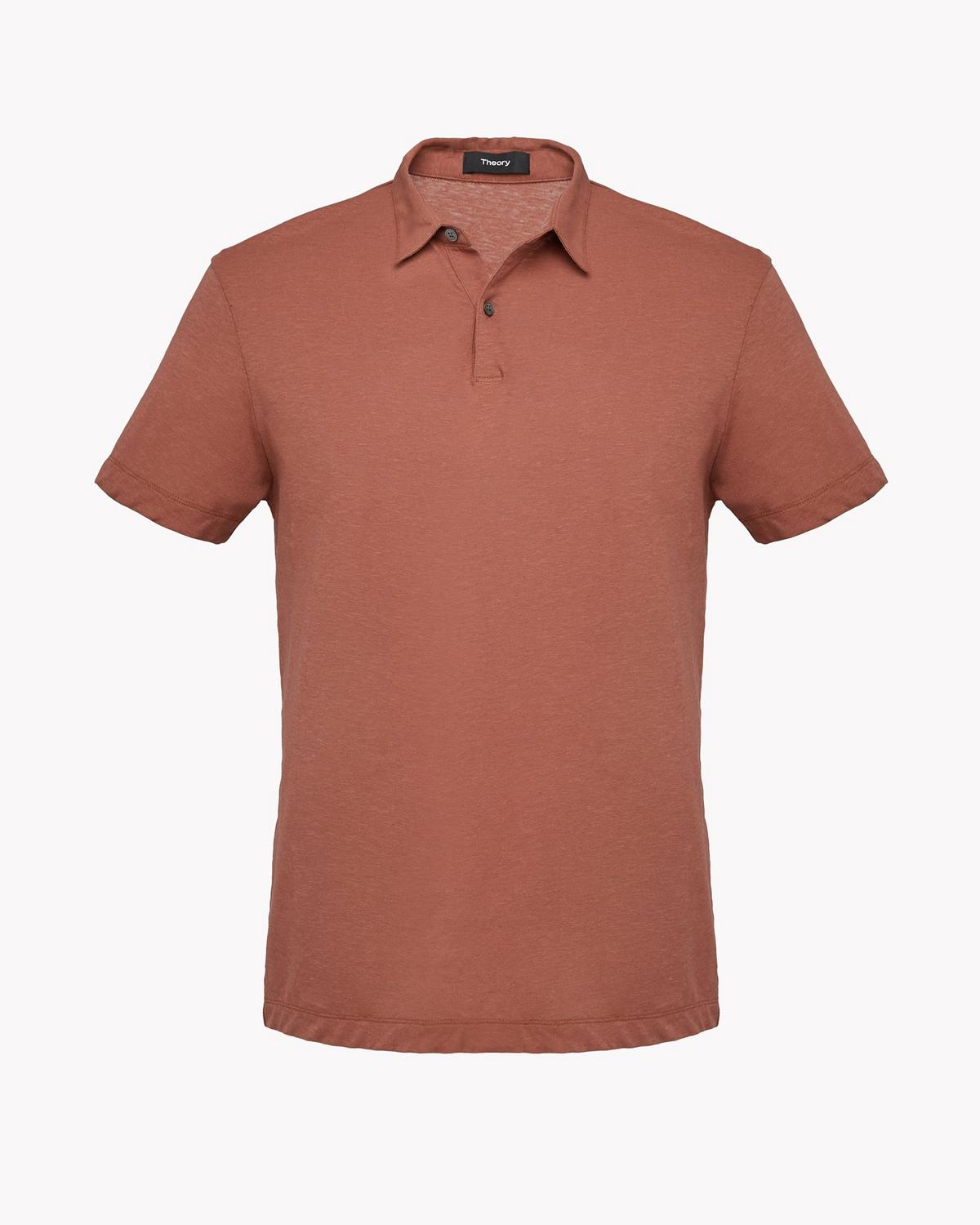 Cotton Linen Polo Theory