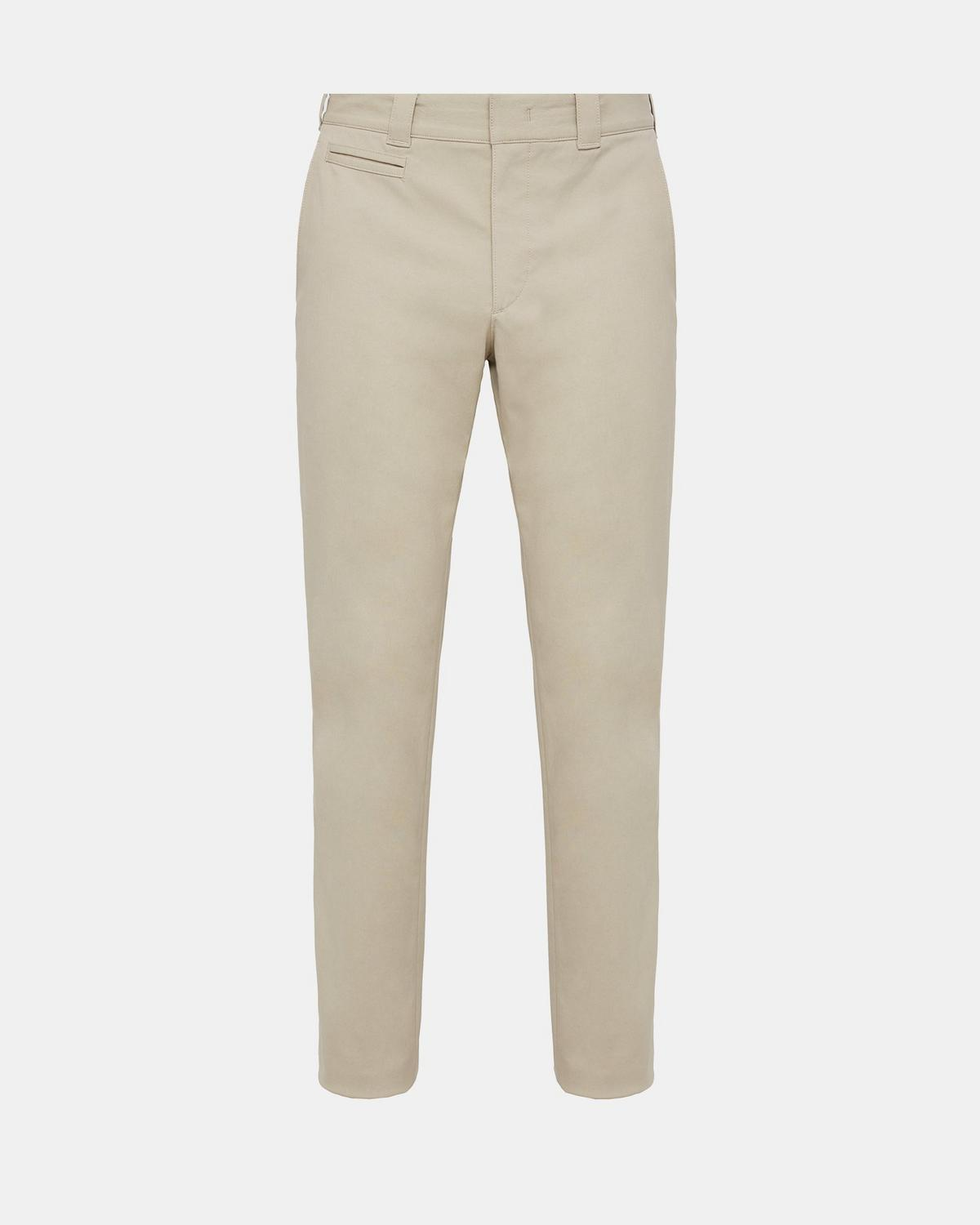 Cotton Canvas Utility Pant