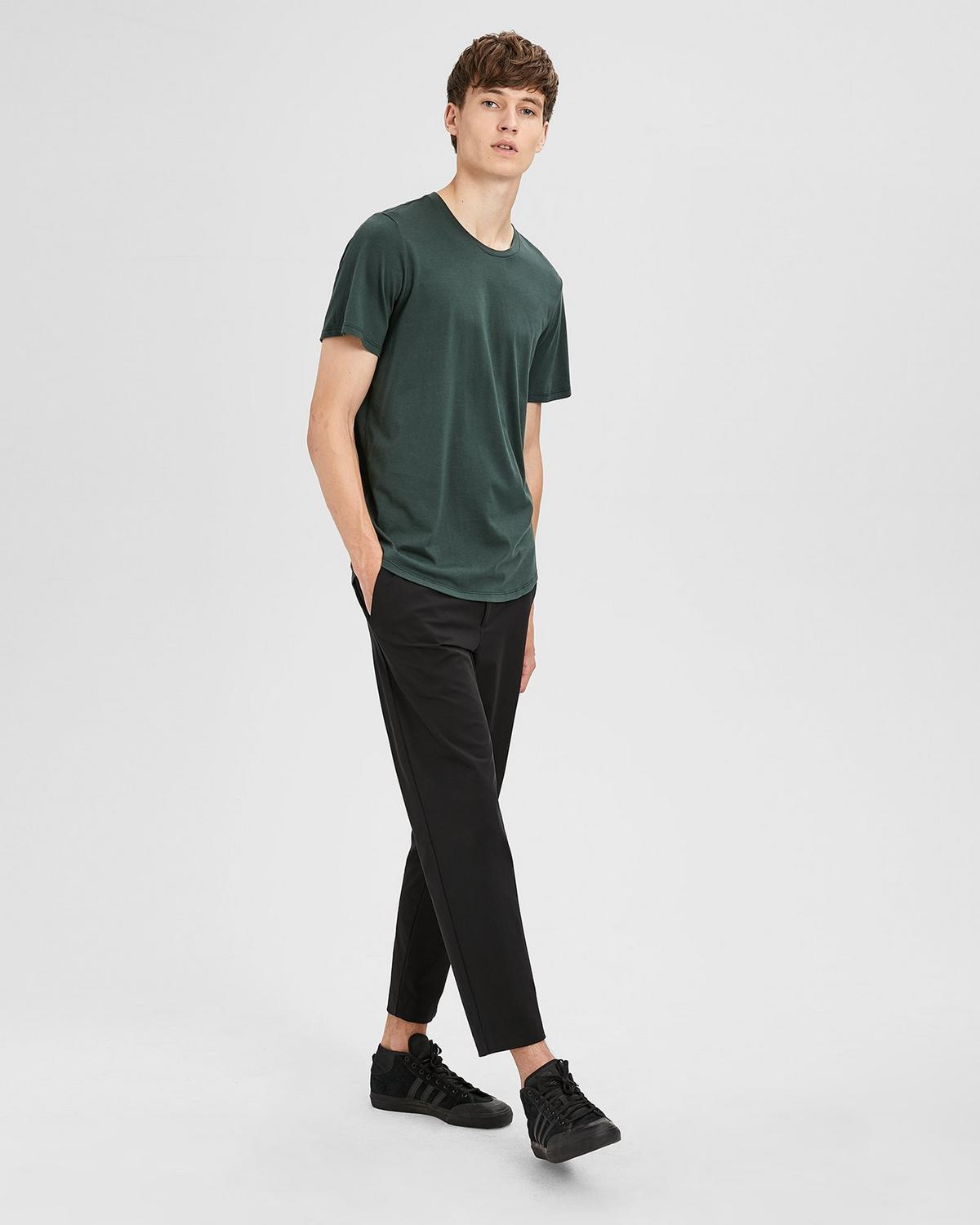 Technical Wool Semi Tech Pant