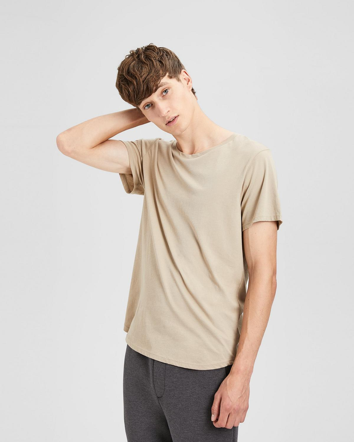 Cotton Curve Tee