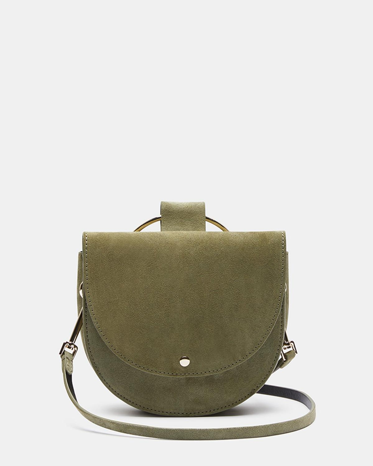 Whitney Bag in Suede