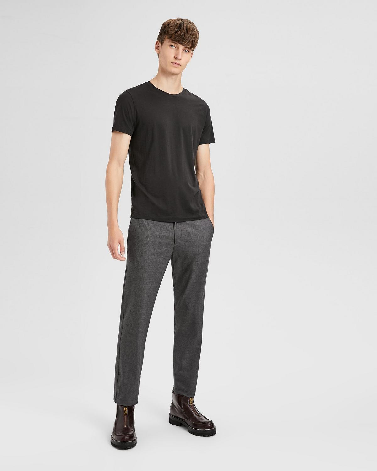 Stretch Wool Zaine Pant