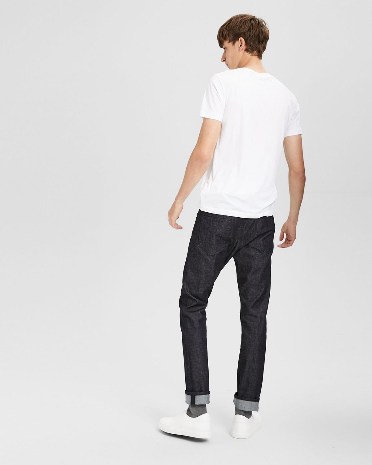 Stretch Indigo Slim Jean