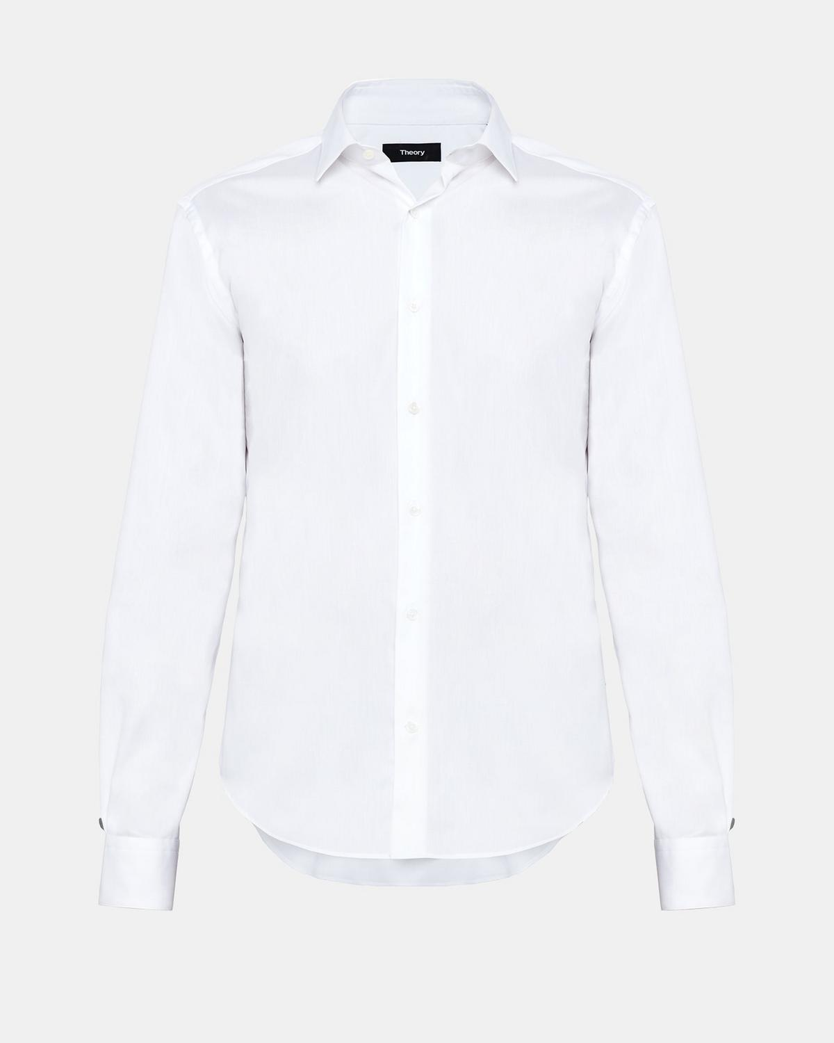 Slim Cotton Shirt