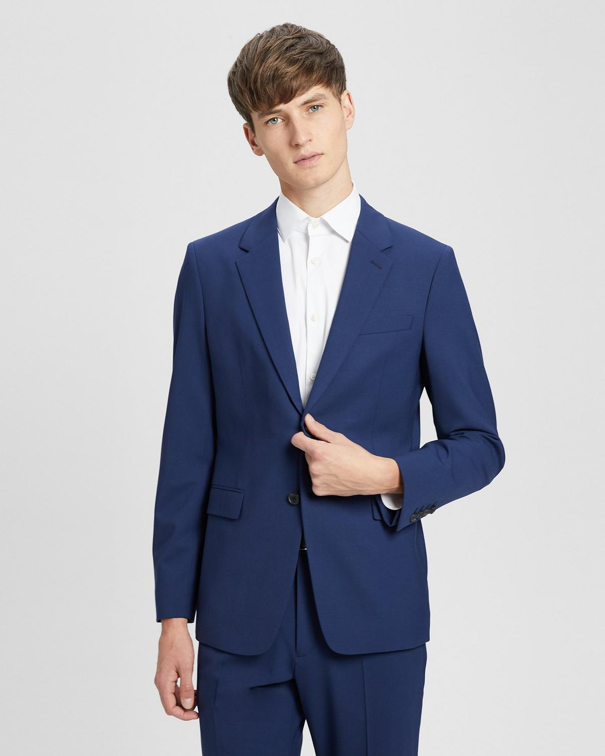 Good Wool Chambers Blazer