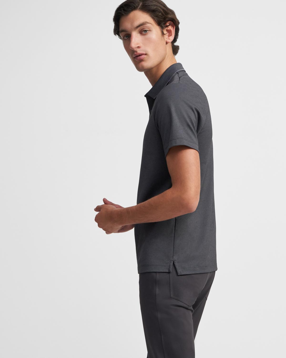 Standard Polo Shirt in Pique Cotton