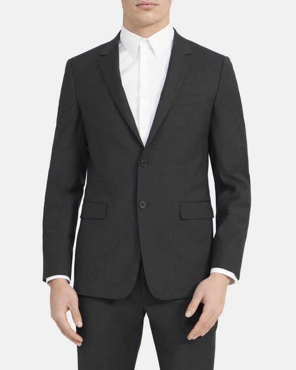 Slim-Fit Suit Jacket In Sartorial Suiting