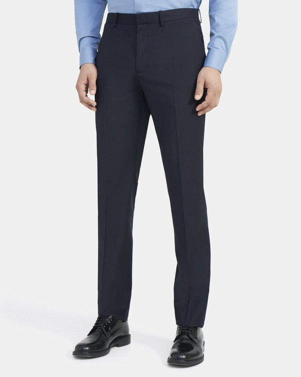 띠어리 수트 바지 (슬림핏) Theory Slim-Fit Suit Pant in Sartorial Suiting,DEEP NAVY