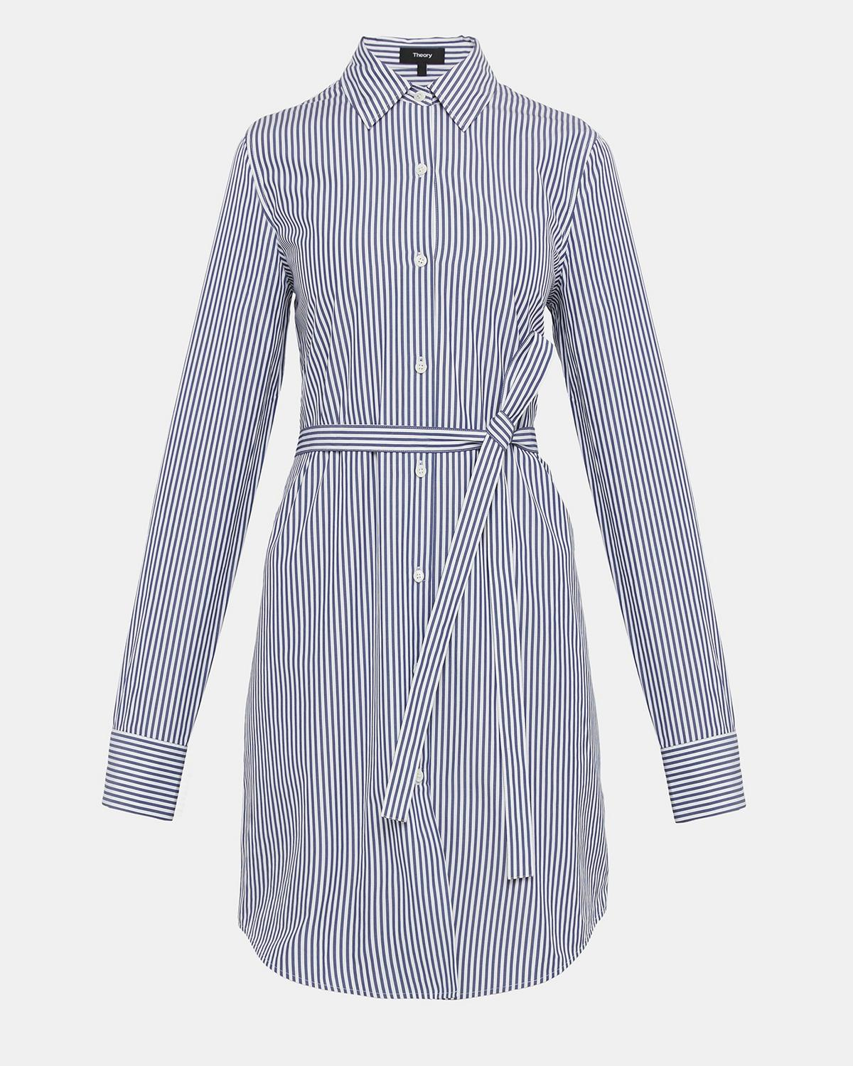 f4c3b96c3bc Striped Clean Shirt Dress 1 - click to view larger image ...