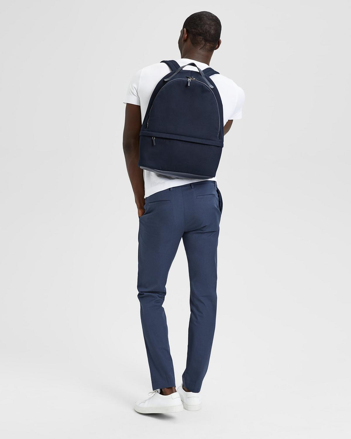 Cotton Chino Soft Backpack