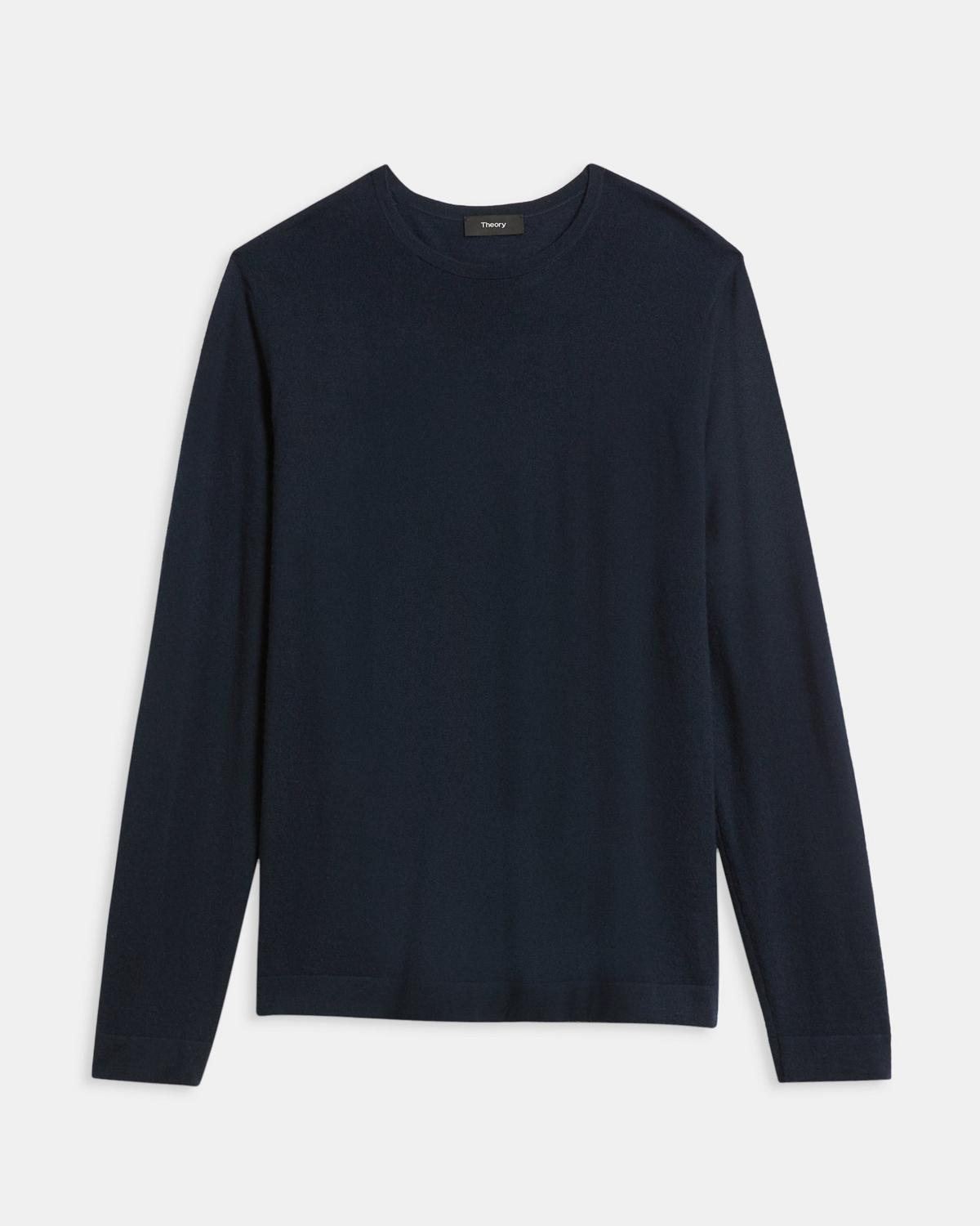 Crewneck Sweater in Cashmere