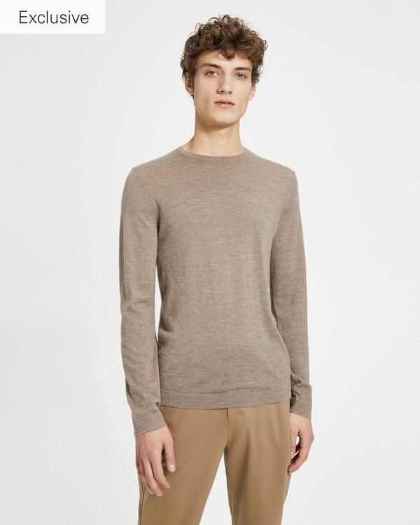 e7a2aeefe2a Cashmere Crewneck Sweater