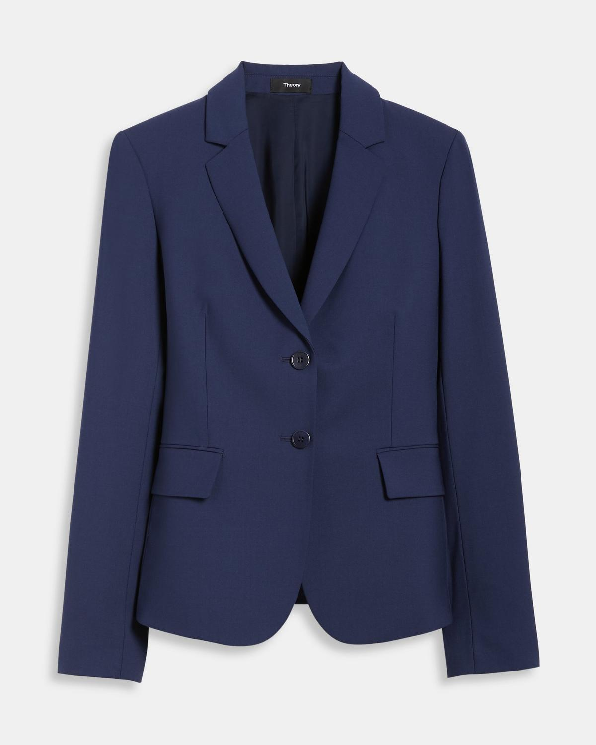 Good Wool Carissa Blazer