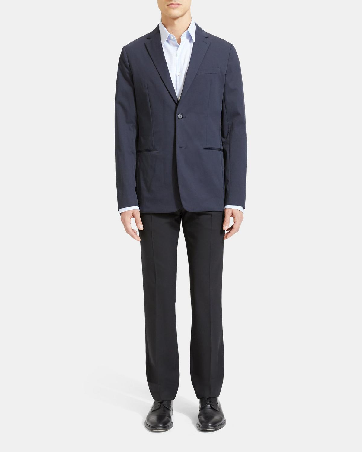 Stretch Cotton Newson Blazer