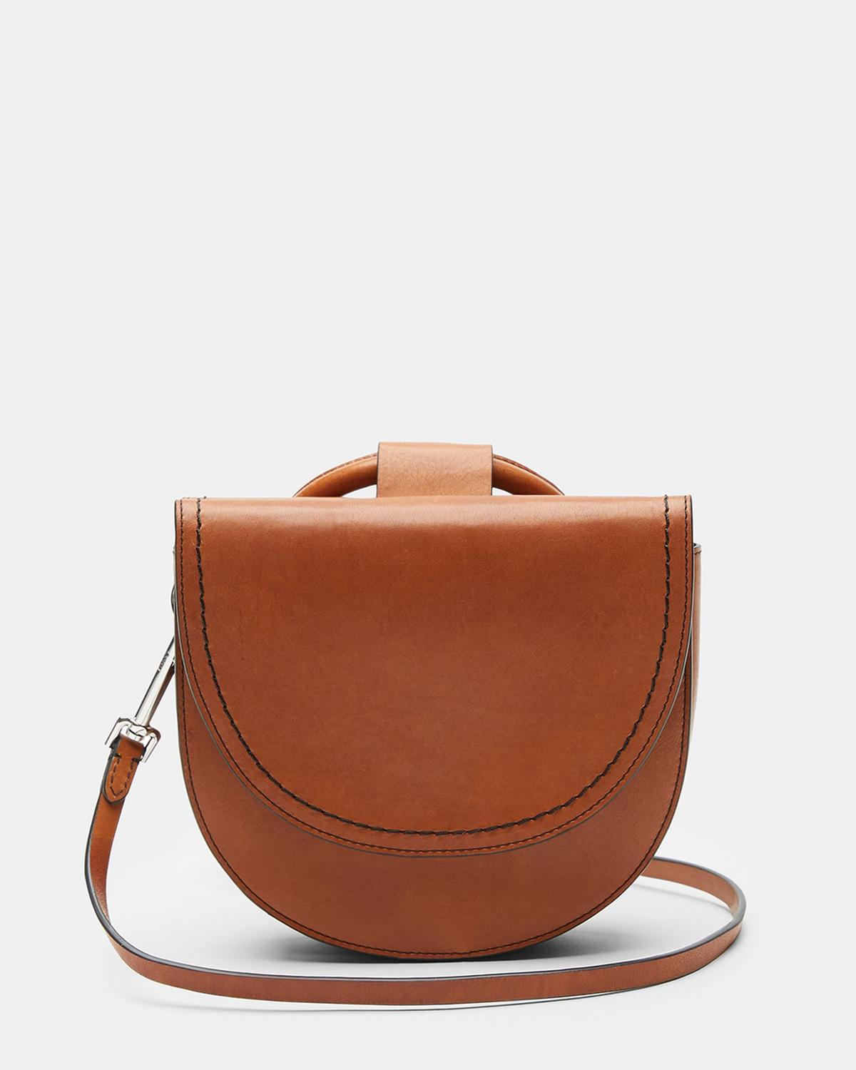 Whitney Bag With Leather Hoop in Nappa Leather