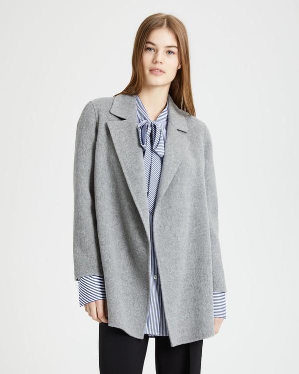 722367d71c9 Wool-Cashmere Clairene Jacket