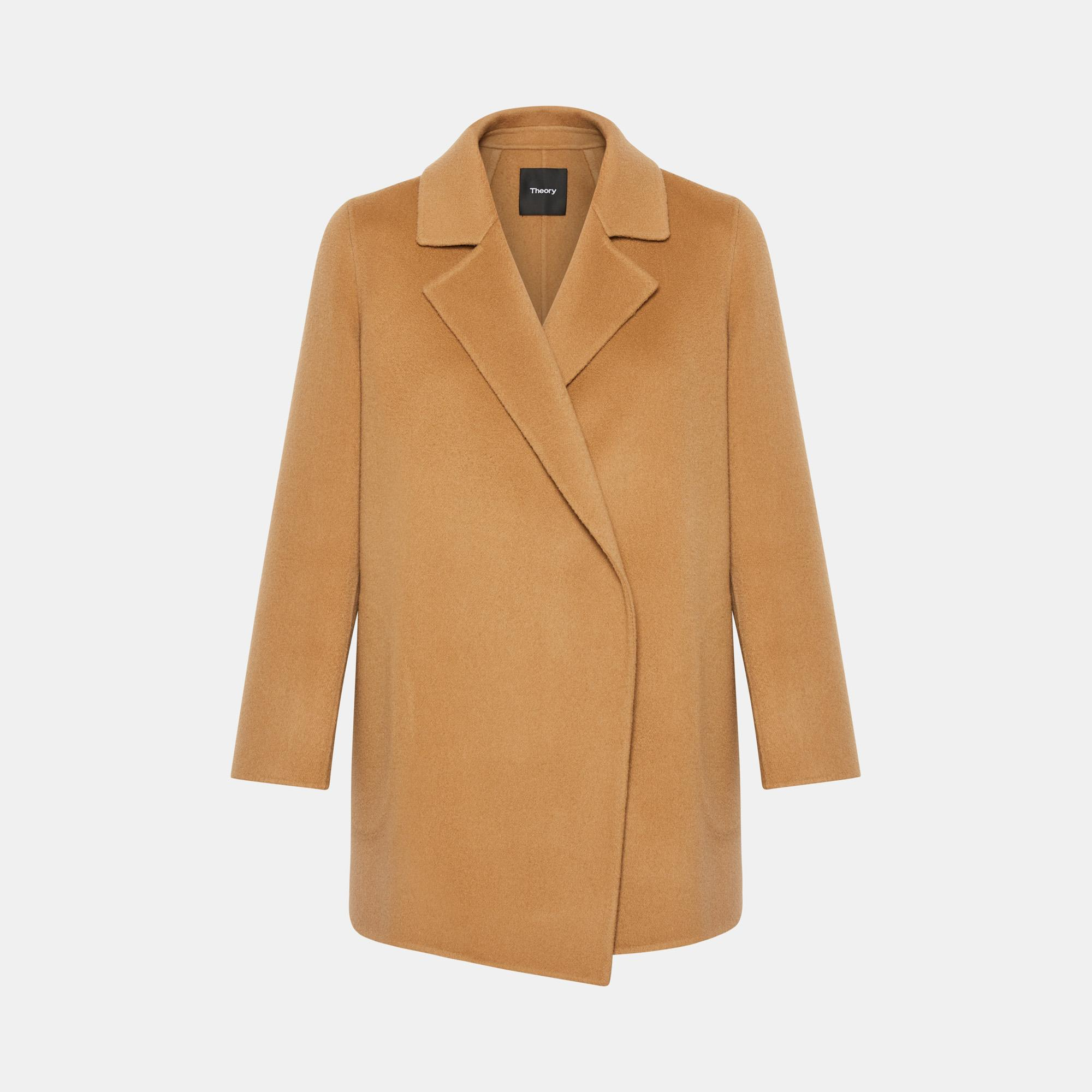 98c563be62 Wool-Cashmere Clairene Jacket | Theory
