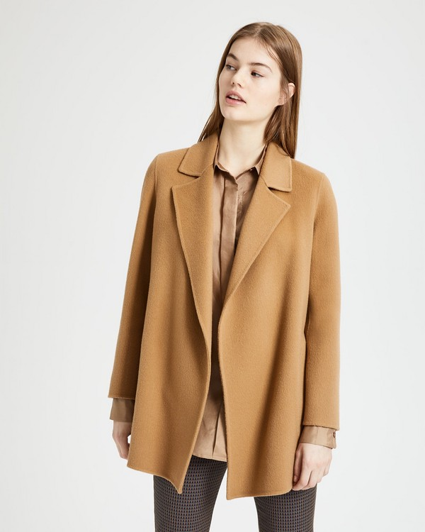 e863223565 Wool-Cashmere Clairene Jacket