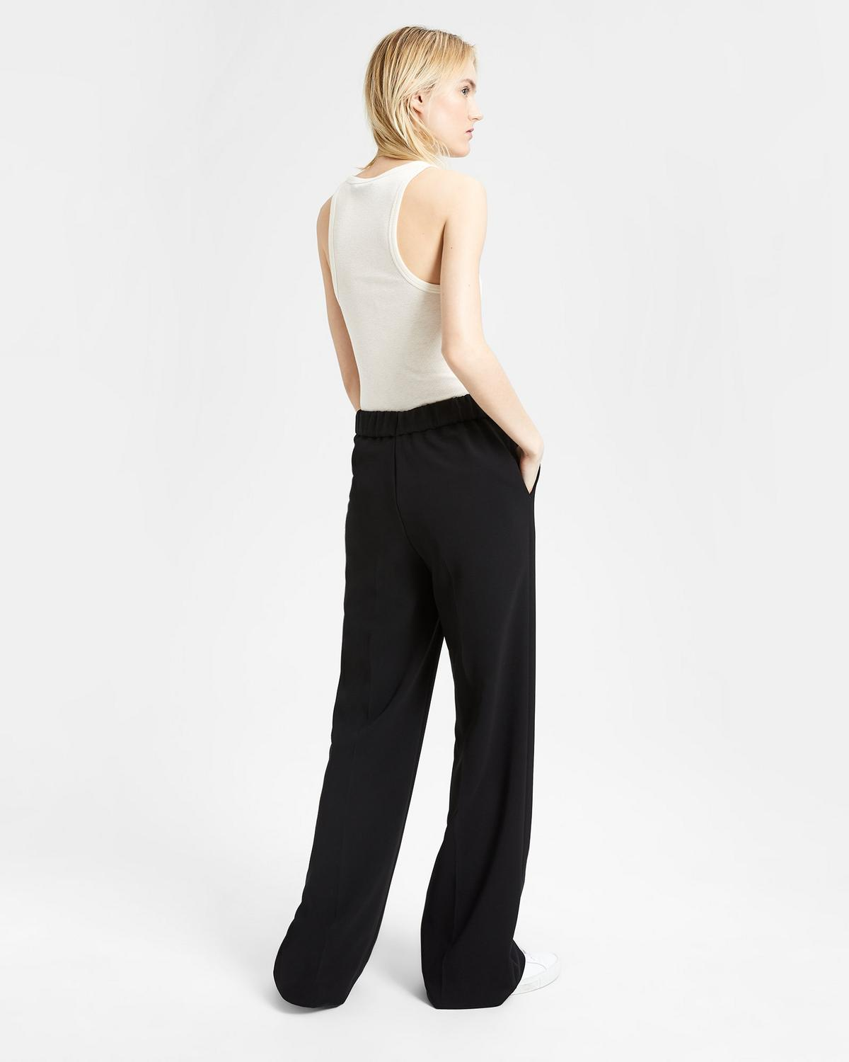 Talbert Wide-Leg Trouser